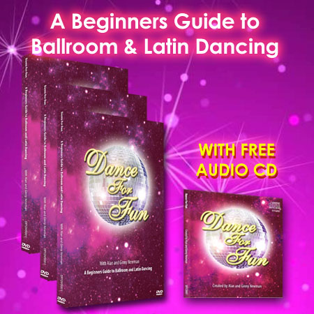 Louis Let's Dance - Ballroom dancing dvd review