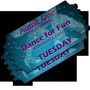 Tuesday Dance Class