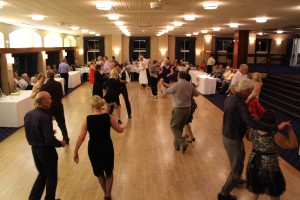 Enjoy and Afternoon of Dancing with Alan and Ginny