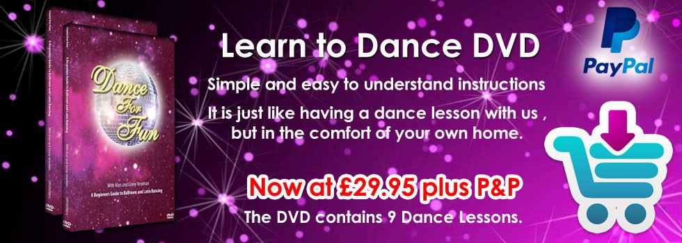 Learn to dance beginners DVD - Find out more