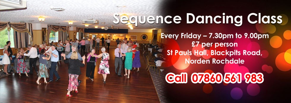 Sequence Dancing Classes